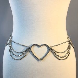 Accessories - Crystal belt.